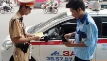 các trường hợp bị tước giấy phép lái xe
