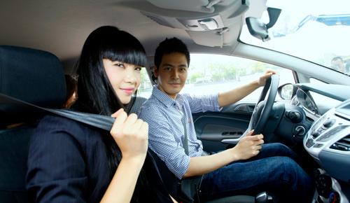 Học lái xe ô tô ở quận Tân Bình
