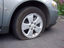 sự cố thường gặp khi lái xe