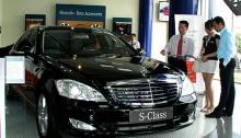 các loại thuế phí khi mua xe ô tô