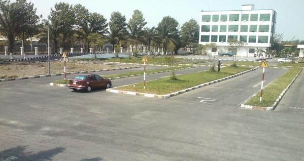 Học lái xe ô tô tại quận 7